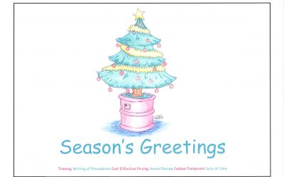 The Staff at AM Environmental Wish All Our Customers and Suppliers a Very Merry Christmas