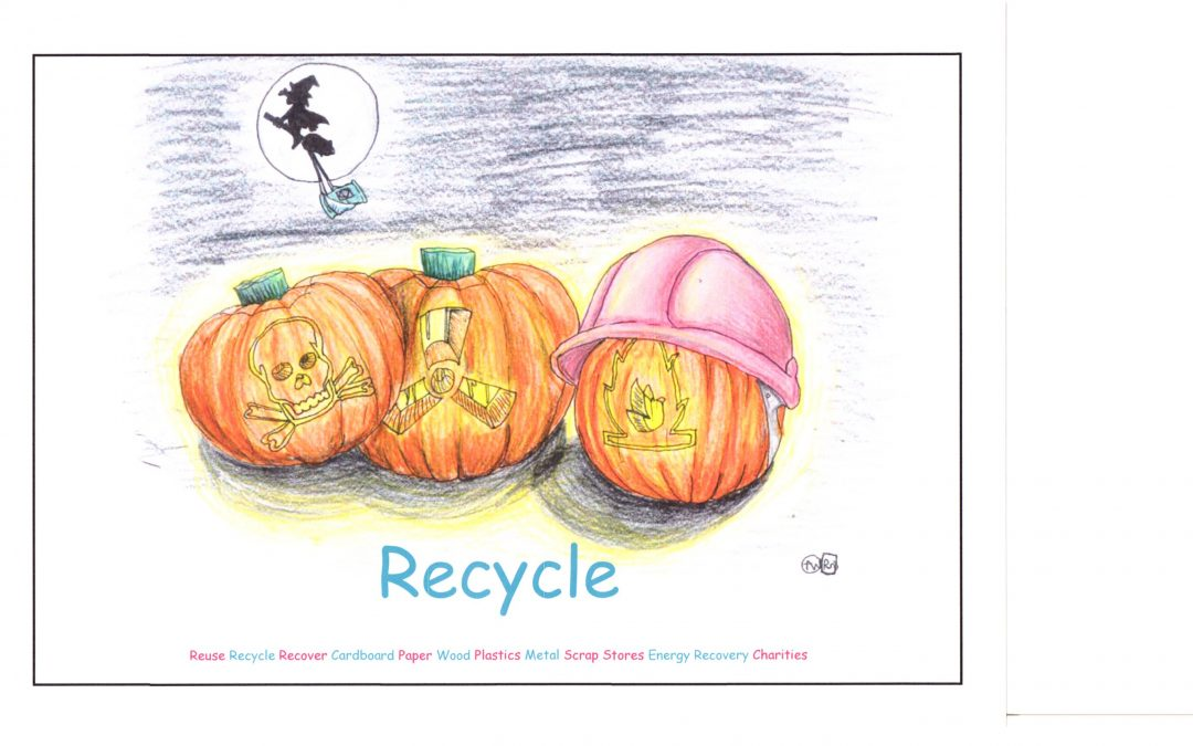 Happy Halloween from us all at AM Environmental
