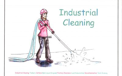 AM Environmental deal with Industrial Cleaning – Call 01275 854641 or 07778 791497 for more information