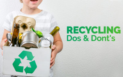 Dos and Don'ts for Recycling